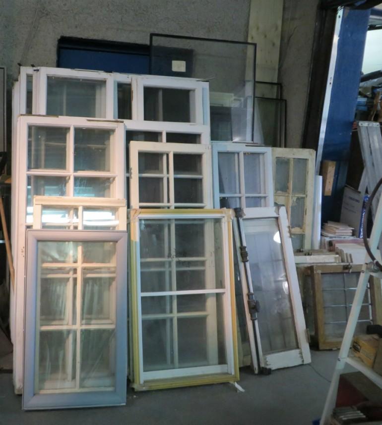 fenêtres ARTÉ-MONTRÉAL