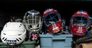 casques hockey ARTÉ-MONTRÉAL