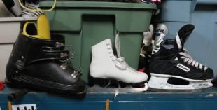 patins à glace ARTÉ