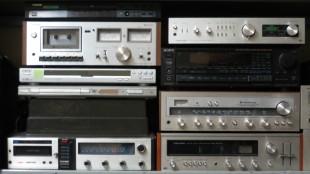 amplificateurs, lecteurs, K7, DVD, CD