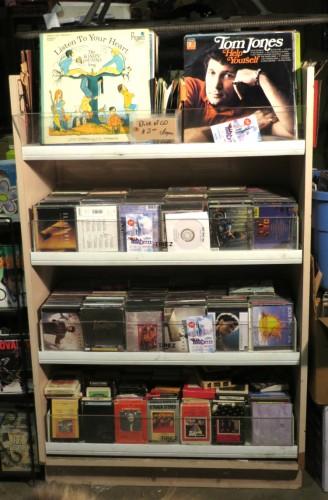 Cassettes 8 pistes