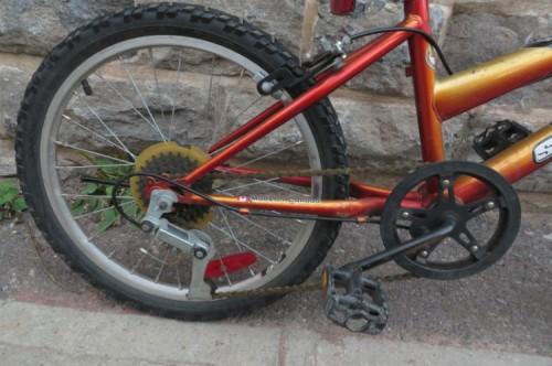 Vélo BMX