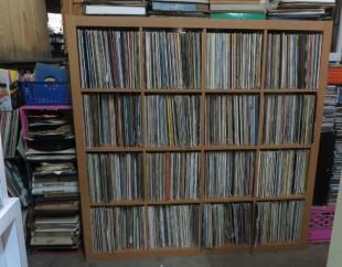 Disques vinyle 33 tours