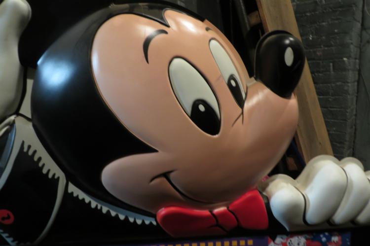 Présentoir Mickey Mouse
