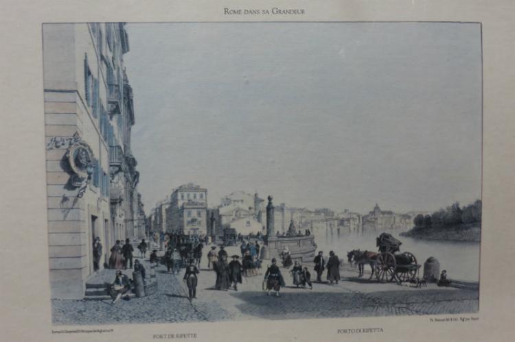 gravure Félix Benoist