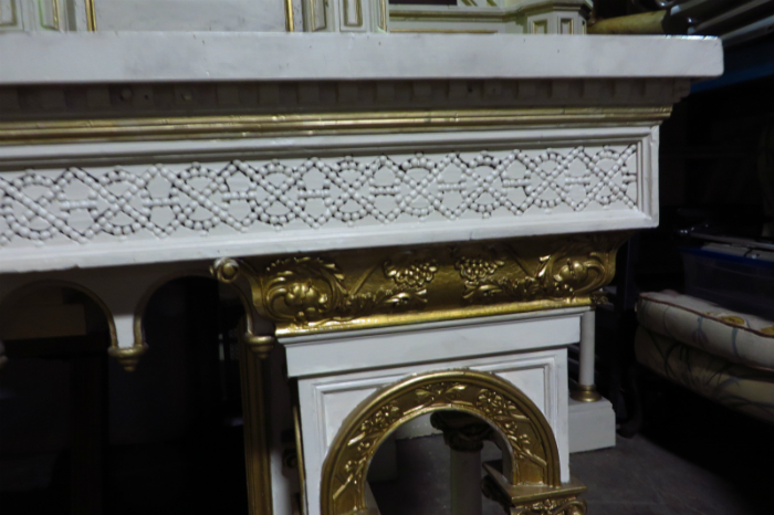 maître autel