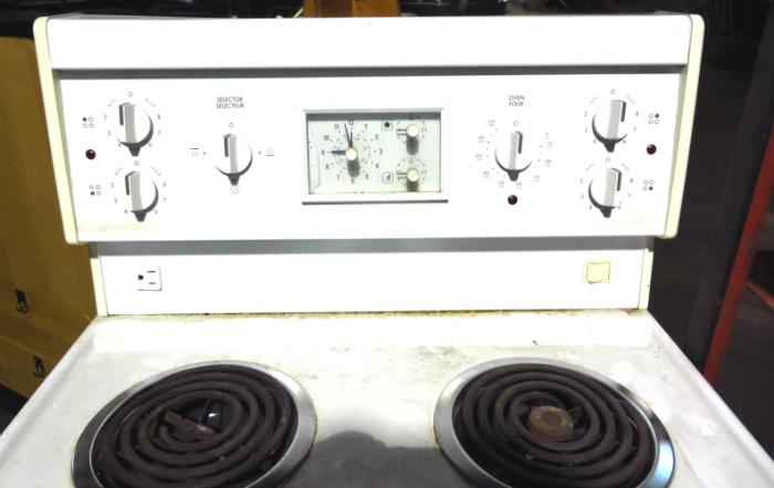 cuisinière 24 po