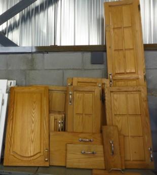 portes d'armoires