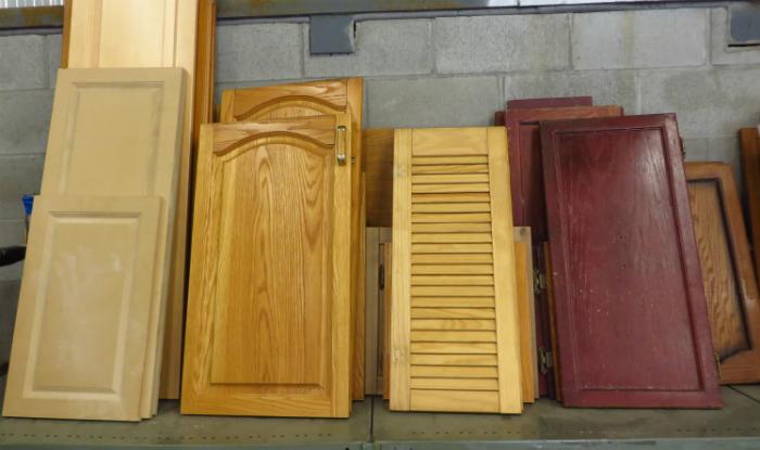 portes d'atrmoires