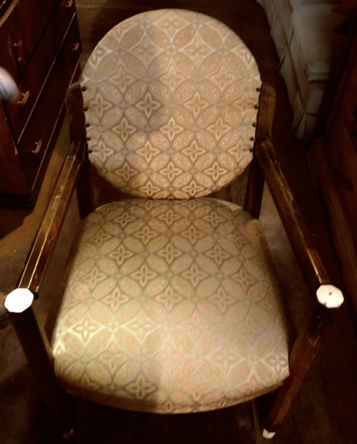 fauteuil antique
