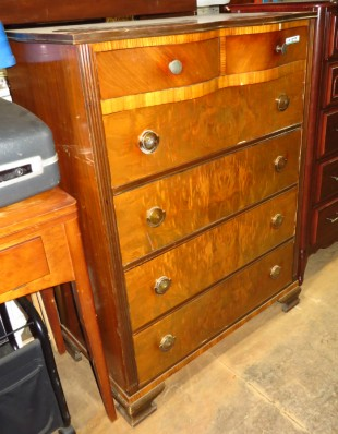 commode 1930