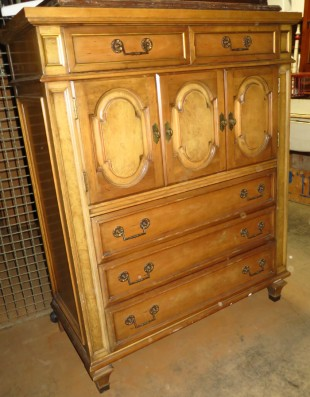commode patine antique