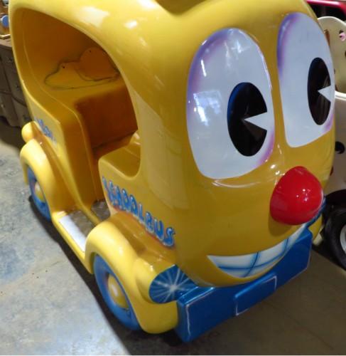 auto de manège Bozo