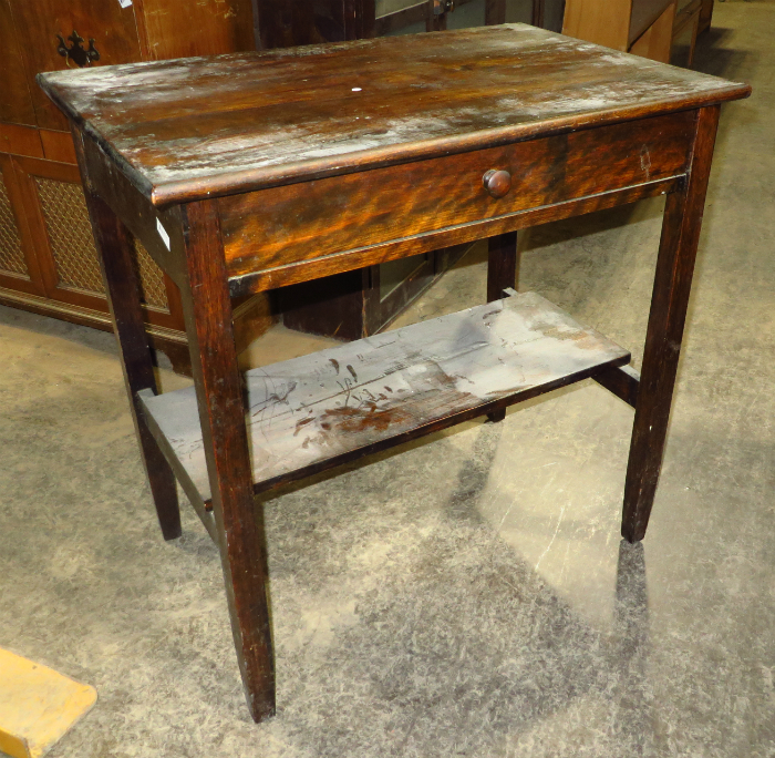 Petite table antique
